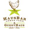 HausBar Urban Farm and GuestHaus