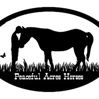 Peaceful Acres Horses