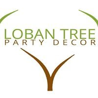 Loban Tree Party Decor