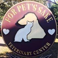 For Pet's Sake Veterinary Center