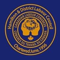 Hamilton & District Labour Council