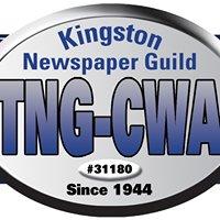 Kingston Newspaper Guild 31180 TNG-CWA