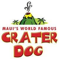 Crater Dog - Maui Hawaii