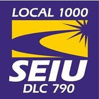 District Labor Council 790 of SEIU Local 1000