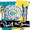 Paint the Town Ceramics Painting Studio