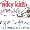 NIKY  KID'S