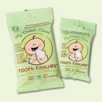 Tooth Tissues - Dental Wipes for Baby and Toddler Smiles