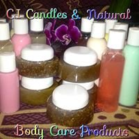 C.I Candles & Natural Body Care Products