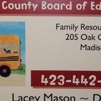 Monroe County Schools Family Resource Center