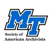 Society of American Archivists - MTSU Chapter