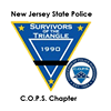 New Jersey State Police Survivors of the Triangle thumb