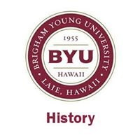 Brigham Young University - Hawaii History