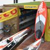 NELO Surf Ski and JP Australia SUP Training Centre, Fuerteventura