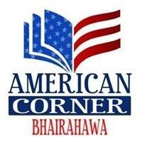 American Corner Bhairahawa