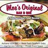 Moe's Original Bar B Que- South Portland, Maine
