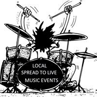Local Spread to Live Music Events