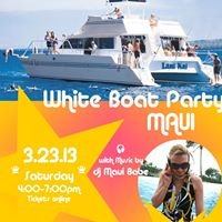 Boat Party Maui