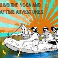 Sunshine Yoga and Rafting Adventures