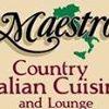Maestros italian cuisine