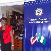 American Corner Lagos - Barack Obama