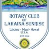 Rotary Club of Lahaina Sunrise