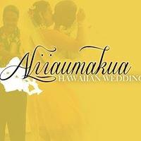 Ali'i Aumakua Hawaiian Weddings