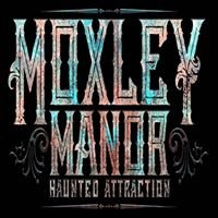 Moxley Manor Haunted House