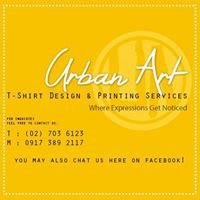 Urban Art T-Shirt Design and Printing Services