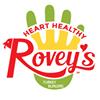 Rovey's Gourmet Turkey Burgers