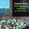 kingstyle living, newtown