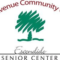 Park Avenue Community Center home of the Escondido Senior Center