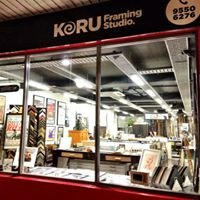 Koru Framing Studio