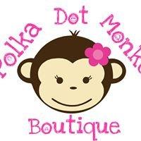 Polka Dot Monkey Boutique