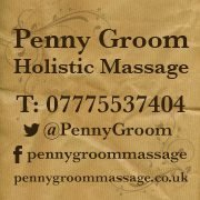 Penny Groom - Holistic & Remedial Massage Therapist