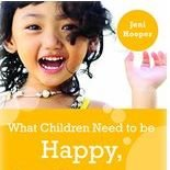 Jeni Hooper - Child Psychologist and Wellbeing Coach