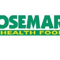 Rosemary's health foods