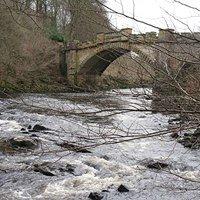 Almondell Bridge