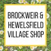 Brockweir and Hewelsfield Village Shop