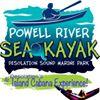 Powell River Sea Kayak - at Desolation Sound, British Columbia