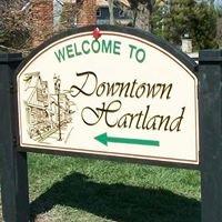 Downtown Hartland