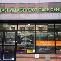 East Village Foot Care Ctr