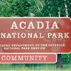 Acadia National Park Community