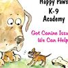 Happy Paws K-9 Academy