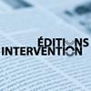 Collection Inter éditeur, publications en art actuel