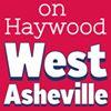 On Haywood Road, West Asheville