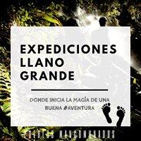 Expediciones Llano Grande