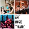 Art, Music & Theatre at the Armstrong Campus