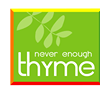 Never Enough Thyme Catering and Gourmet Foodshop Inc.