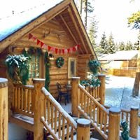 Banff Log Cabin B & B