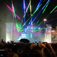 Laser Shows Sunshine Coast